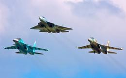 """Nga buộc phải """"bán non"""" Su-57 tới Đông Nam Á trước áp lực cực lớn của F-35?"""