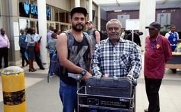 Thoát thảm kịch máy bay rơi khiến 157 người chết ở Ethiopia do tới sân bay muộn