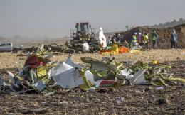 Tìm thấy hộp đen máy bay Ethiopia tại hiện trường thảm kịch 157 người thiệt mạng