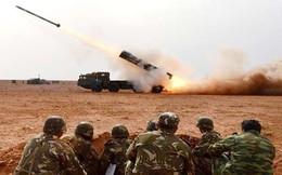 """Pháo binh, tên lửa Syria dội bão vào căn cứ địa """"quân thánh chiến"""""""