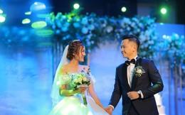 Dàn biên tập viên VTV3 cùng hội tụ chúc mừng đám cưới ngọt lịm của chàng MC 'Cà phê Sáng'