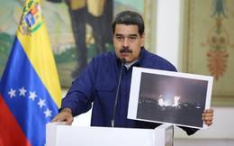 Tình cảnh trớ trêu ở Venezuela: Ông Maduro phát biểu hùng hồn trên truyền hình, dân không có điện để xem