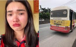 Thông tin mới vụ tài xế xe buýt đánh nữ khách chảy máu mũi vì chụp ảnh xe đánh võng
