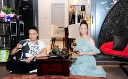 Choáng ngợp với biệt thự hoành tráng của Nhật Kim Anh ở TP.HCM