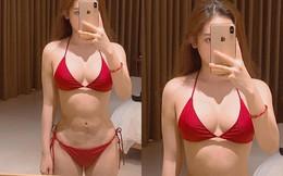 Hot girl Thúy Vy khoe thân hình nóng bỏng ở Phú Quốc