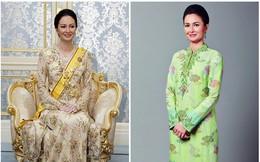 Nhan sắc diễm lệ ít ai biết của Hoàng hậu Malaysia, quen nhau 8 năm mới chịu cưới khi nhà vua đã 50 tuổi