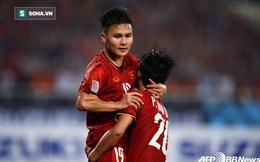 Quang Hải bất ngờ dính chấn thương khiến HLV Park Hang-seo vô cùng lo lắng