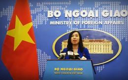 Phản ứng của Việt Nam trước các diễn biến trên đảo Thị Tứ thuộc quần đảo Trường Sa