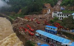 Lở đất tại Thiểm Tây (Trung Quốc): 2 người chết, nhiều người mất tích