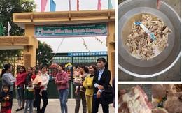 Bộ GDĐT vào cuộc vụ hàng loạt học sinh bị nhiễm sán lợn