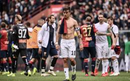 Quá phụ thuộc vào Ronaldo, Juventus gục ngã trước đối thủ yếu ngày CR7 vắng mặt
