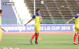 Thầy Park thất bại với phương án thử nghiệm liều lĩnh cho U23 Việt Nam