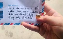 Bà cụ 90 tuổi viết thư cho bạn thân, điểm đặc biệt trên phong bì khiến người xem ngưỡng mộ