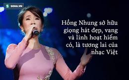 """Hồng Nhung: Diva loa phường có giọng hát """"xuyên thủng trần nhà"""", bất khả chiến bại"""