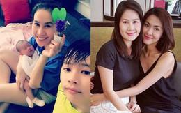 Bạn thân Tăng Thanh Hà vừa sinh con đã đi làm lại để kiếm tiền mua sữa cho con