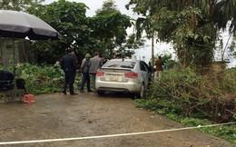 Tuyên Quang: Tài xế taxi mở cửa tháo chạy với viên đạn găm trên đầu