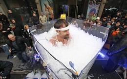 Khả năng chịu lạnh của người băng