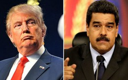 Mỹ áp đặt biện pháp trừng phạt mới với Venezuela