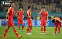 Ngoài trận thua ê chề, Trung Quốc còn bị mỉa mai vì từ chối dự giải đấu có ĐT Việt Nam