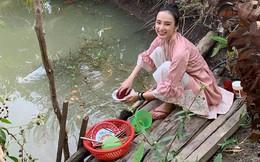 """Angela Phương Trinh gây bất ngờ với khoảnh khắc xinh đẹp và giản dị đến khó tin sau một thời gian """"vắng bóng"""""""