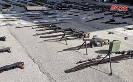 Syria: Bí mật bên trong kho vũ khí khổng lồ của phiến quân ở Homs