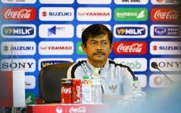 Thua trận đau đớn, HLV U23 Indonesia thừa nhận không thể tấn công trước Việt Nam