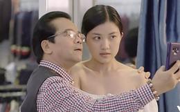 """Diễn viên Lương Thanh: """"Tôi bị nhận những lời khiếm nhã từ khi chưa nổi tiếng"""""""