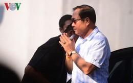 Đảng ủng hộ Thủ tướng Prayuth dẫn đầu cuộc bầu cử tại Thái Lan