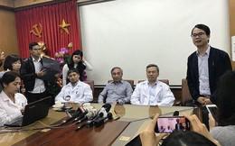 Bác sĩ Nguyễn Hồng Phong xin lỗi và xin chịu trách nhiệm về phát ngôn ở chùa Ba Vàng