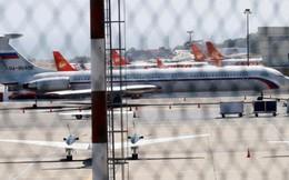 Máy bay quân sự Nga xuất hiện bất thường ở Venezuela