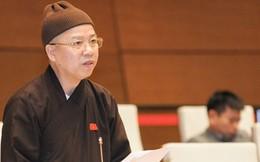 Thượng tọa Thích Thanh Quyết nói về trụ trì chùa Ba Vàng: Đã là Phật, là Thánh gì đâu!