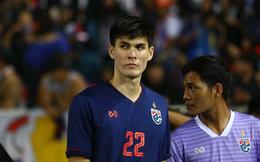 Thông số đầy ác mộng của Thái Lan trong thảm bại trước U23 Việt Nam