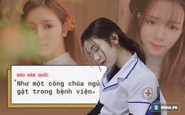 Nữ điều dưỡng Việt Nam ngủ gật lên báo Hàn: Hết ca trực, cô bị choáng khi đăng nhập facebook