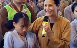 Cô gái co giật trong clip ở chùa Ba Vàng lên tiếng vì bị cư dân mạng nói lừa đảo