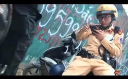 Hà Nội: Tạm đình chỉ CSGT bị tố rút chìa khoá xe người vi phạm