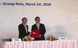 Thaco sở hữu 35% cổ phần Hoàng Anh Gia Lai