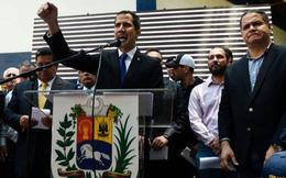 """Thủ lĩnh đối lập Venezuela chuẩn bị """"cú hích"""" cuối cùng lật đổ Tổng thống Maduro"""