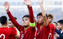 """Tổng thư ký AFC: """"Lứa cầu thủ trẻ Việt Nam sẽ viết trang mới cho bóng đá châu Á"""""""