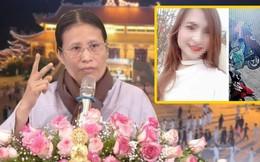 """Bà Phạm Thị Yến nói trong cuộc điện thoại xin lỗi mẹ nữ sinh giao gà: """"Nói đi thì nhẹ nhưng nói lại thì nặng"""""""