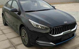 Kia Cerato phiên bản cực dị xuất hiện tại Trung Quốc