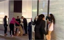 Diễn biến mới vụ cô gái xinh đẹp bị đánh ghen, lột váy trên phố Bà Triệu