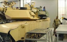 Báo Đức: Mỹ hiện đại hóa Abrams đấu T-14 Armata, nhưng không thể so sánh