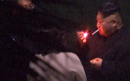 Vì sao ông Kim Jong Un chỉ dùng diêm mà không dùng bật lửa khi hút thuốc?