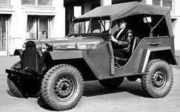 GAZ-67: Xe Jeep phiên bản Liên Xô thời Thế chiến II