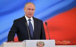 Tổng thống Nga Vladimir Putin ký ban hành sắc lệnh đình chỉ INF