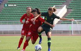 Chiến đấu kiên cường, đội tuyển trẻ của Việt Nam vẫn thua đau Australia ở phút 89