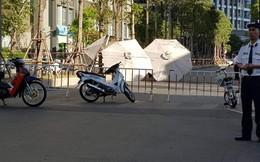 Người đàn ông ngoại quốc tử vong do rơi từ tòa nhà cao tầng ở Sài Gòn