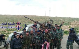 Khủng bố tấn công Hama, quân đội Syria tổn thất nặng nề