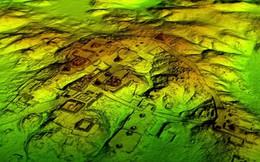 Công nghệ laser tiết lộ cuộc chiến làm lụi tàn nền văn minh Maya