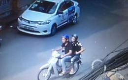 Bắt băng cướp giật kéo lê người phụ nữ mang thai ở TP.HCM
